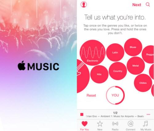apple music oyuncu